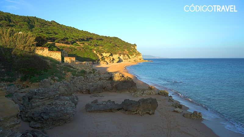 Playa Los Castillejos Los Caños