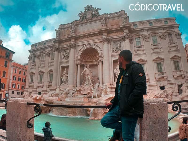 Fontana di trevi - Codigo Travel