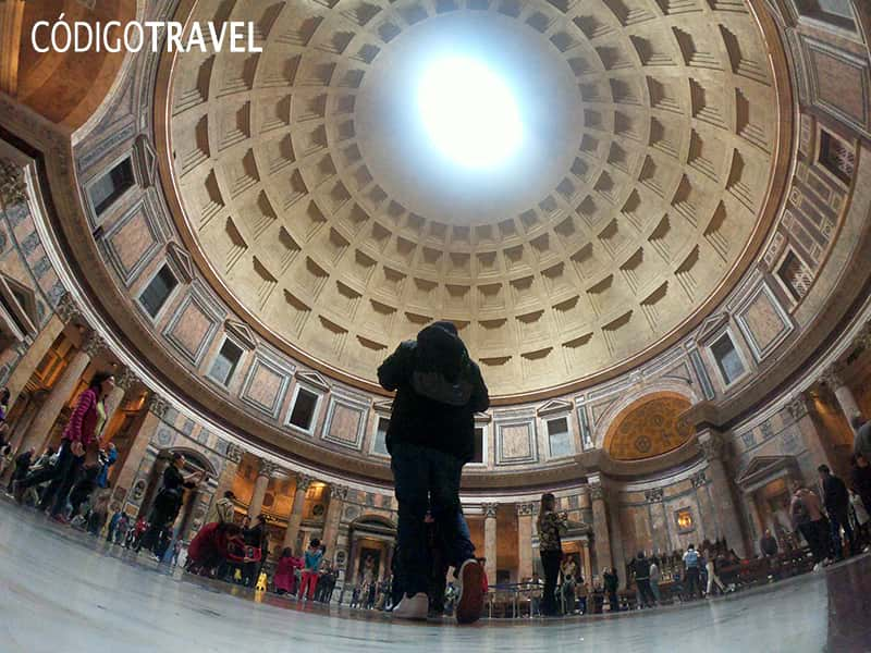 Panteon-de-Agripa-Codigo-Travel