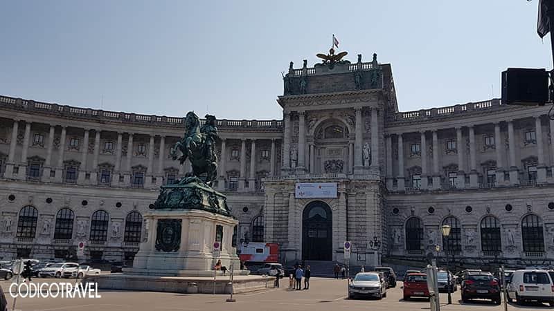 Palacio-Hofburg