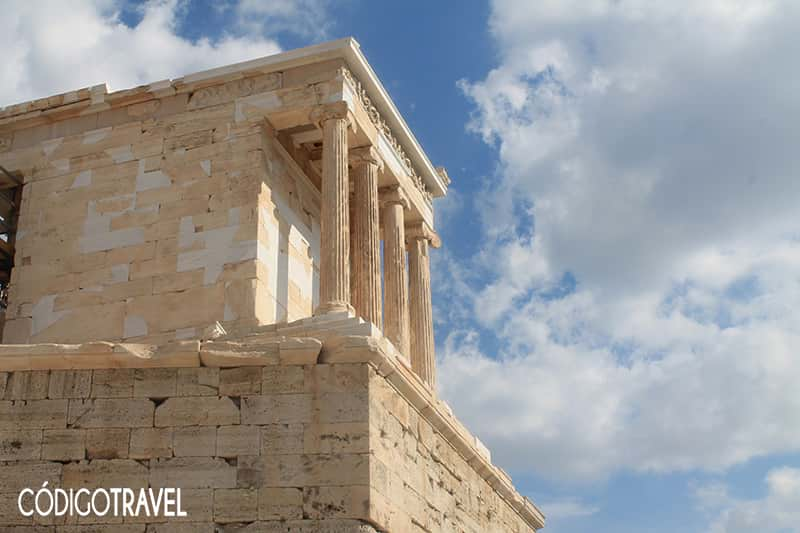 Acropolis-Grecia