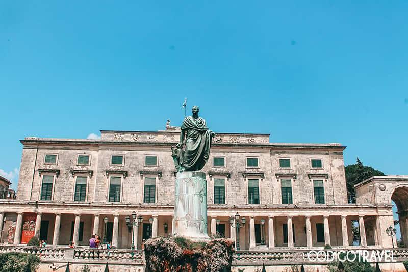 Ayuntamiento-Corfu