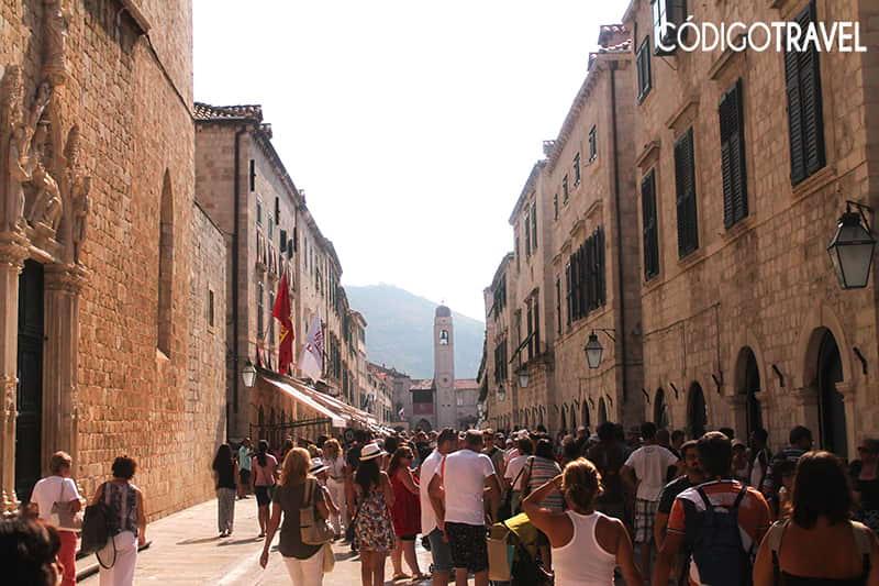 Calle-Stradun-Dubrovnik
