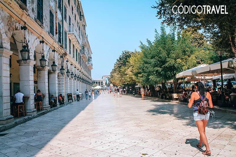 Calles-Corfu