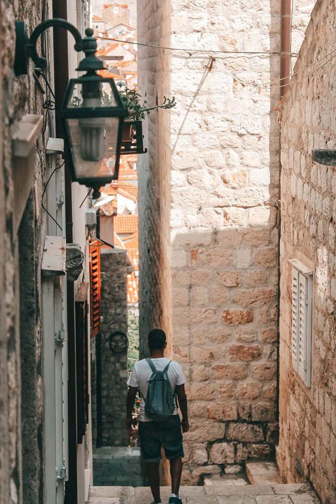 Calles-Dubrovnik