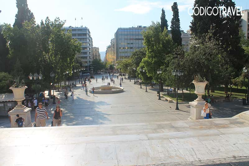 Plaza-Sintagma