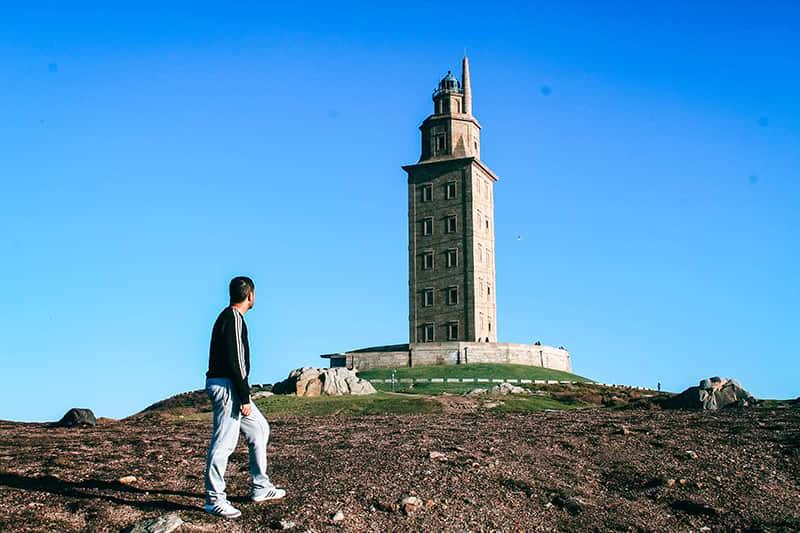Torre de Hercules - Codigo Travel