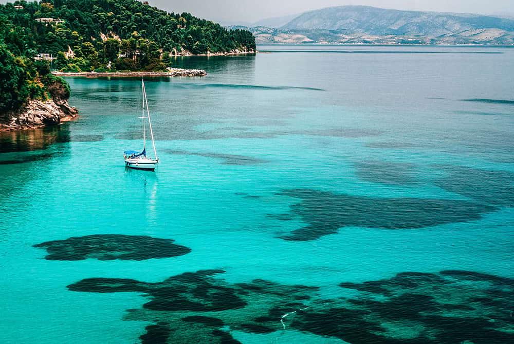 que ver en Corfu