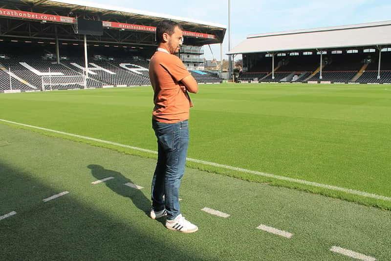 Cesped Fulham