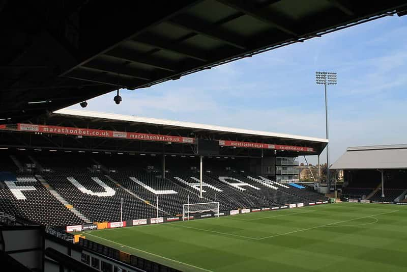 Visita a Craven Cottage
