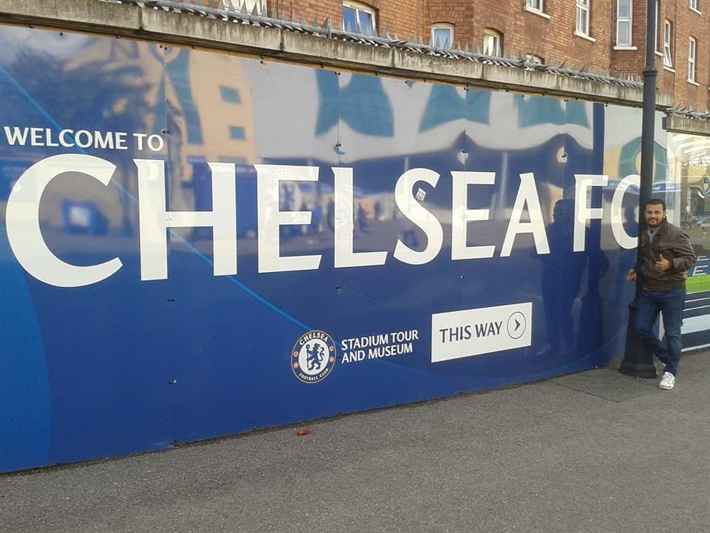 Chelsea-Estadio