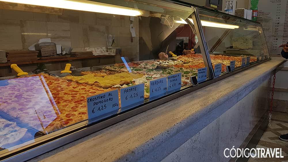 Vitrina-Pizzería-Florida