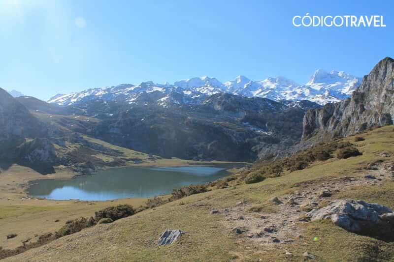 panoramica lagos de covadonga