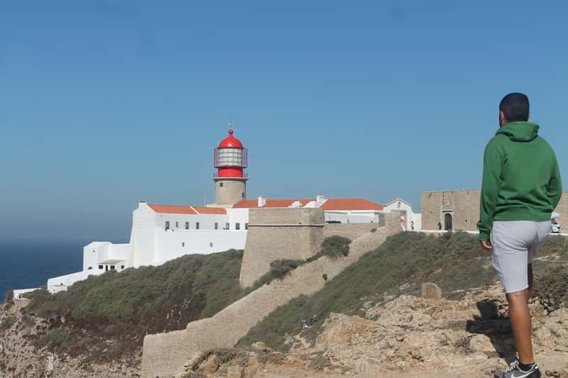 Faro de Sagres - Ruta por Portugal