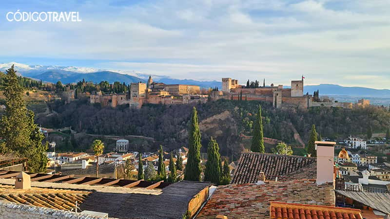Mirador San Nicolas Granada
