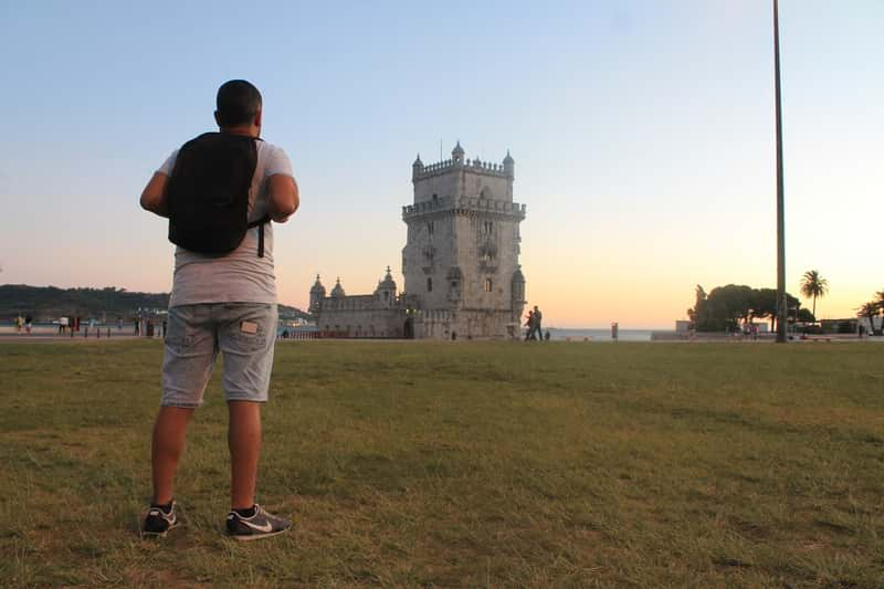 Torre de Belem ruta portugal en coche