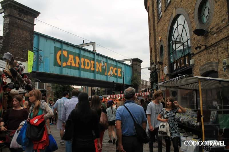 candem town londres
