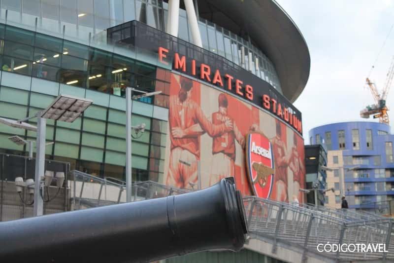 emirates stadium londres