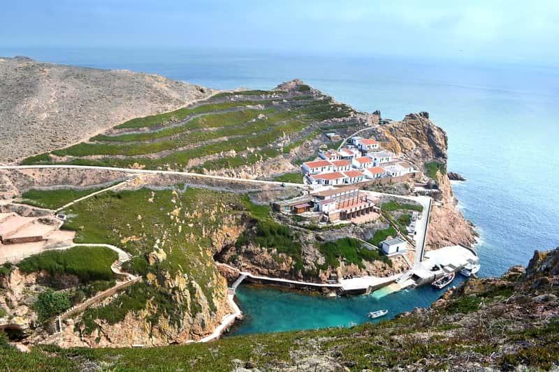islas berlengas portugal