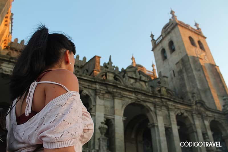 Catedral de Oporto Codigo Travel