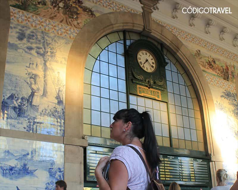 Estacion San Bento Oporto