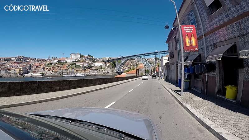 Puente Luis I Porto