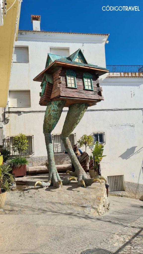casa de baba yaga soportujar