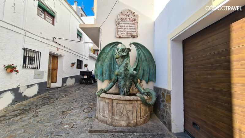 fuente del dragon soportujar