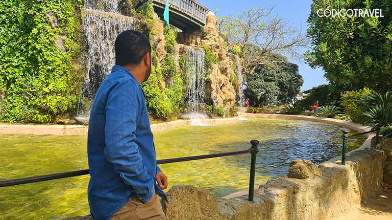 codigo travel parque genoves