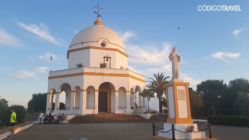 ermita santa ana chiclana