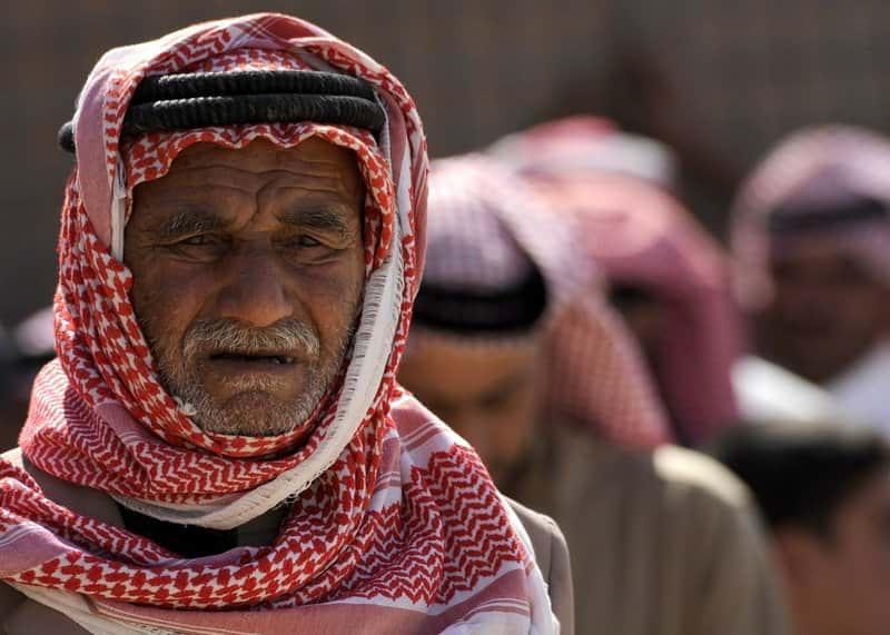 pañuelo jordania
