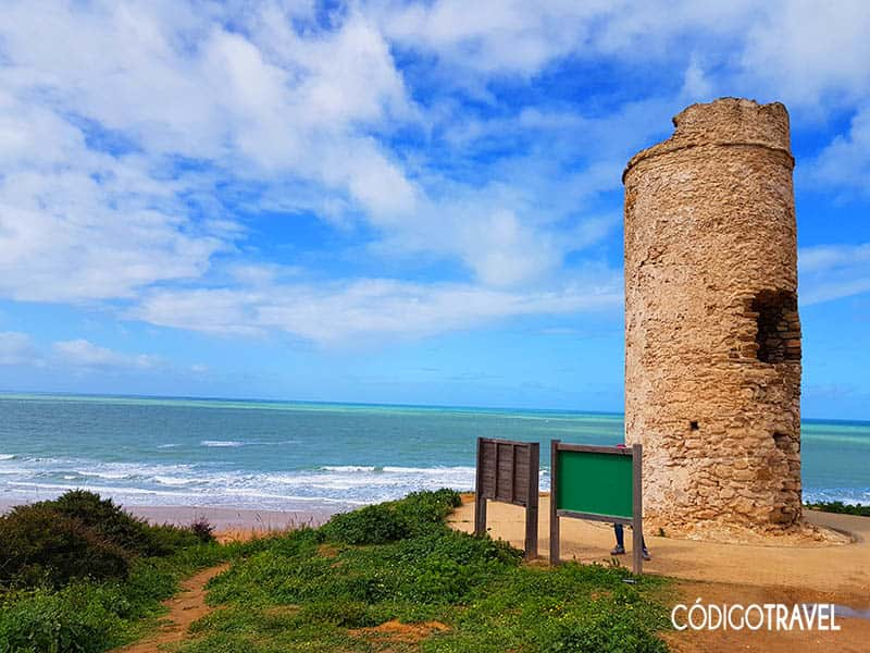 playa torre del puerco conil