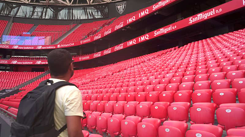 tour estadio san mames