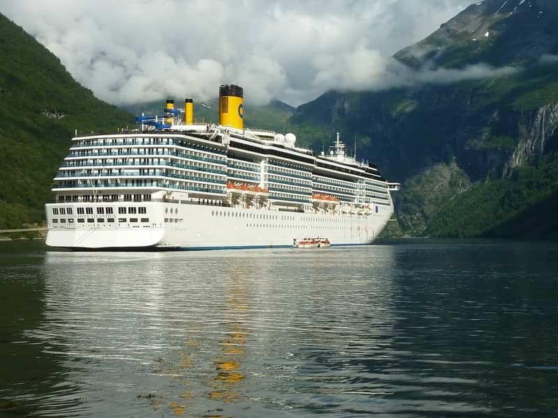 viajar en crucero por los fiordos