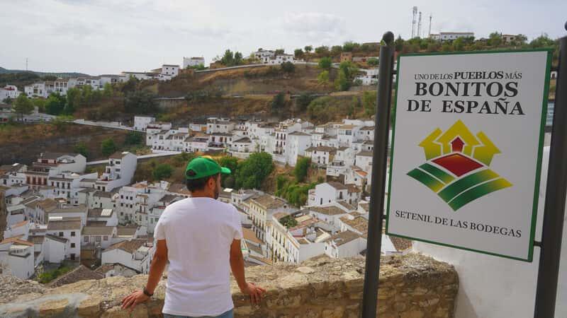 Panoramica Setenil Codigo Travel
