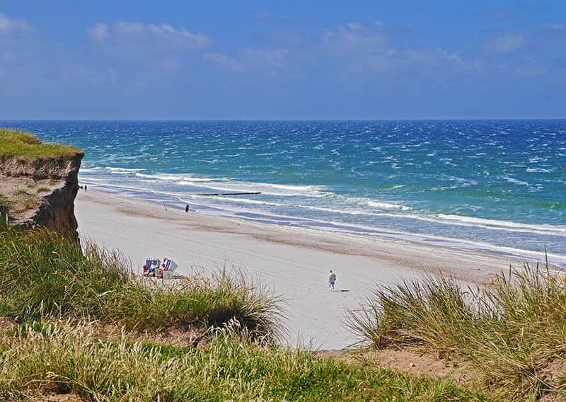 playas de cadiz sin viento de levante