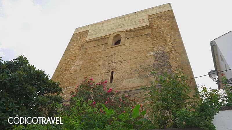 torre del homenaje setenil