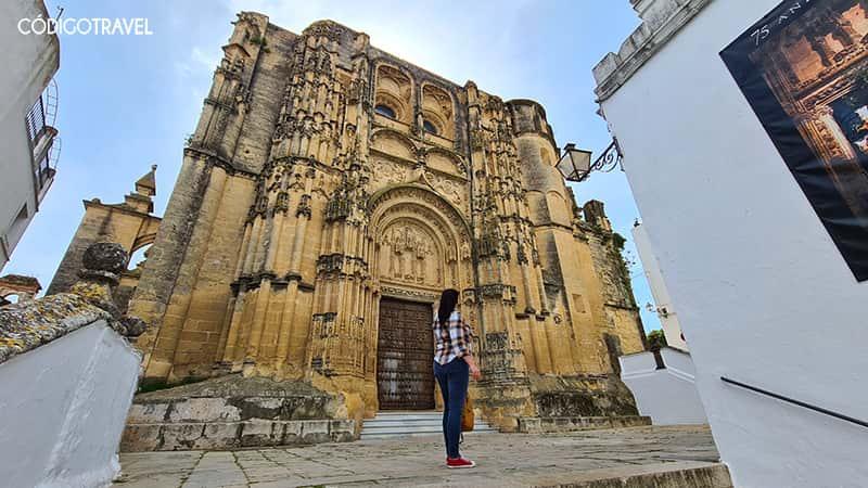 basilica menor santa maria de la asuncion arcos