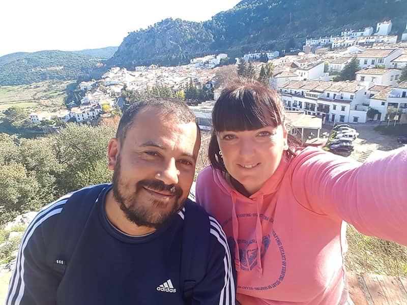 codigo travel en grazalema