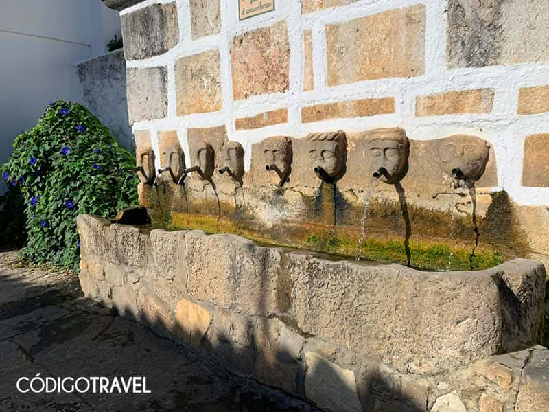 fuente romana grazalema