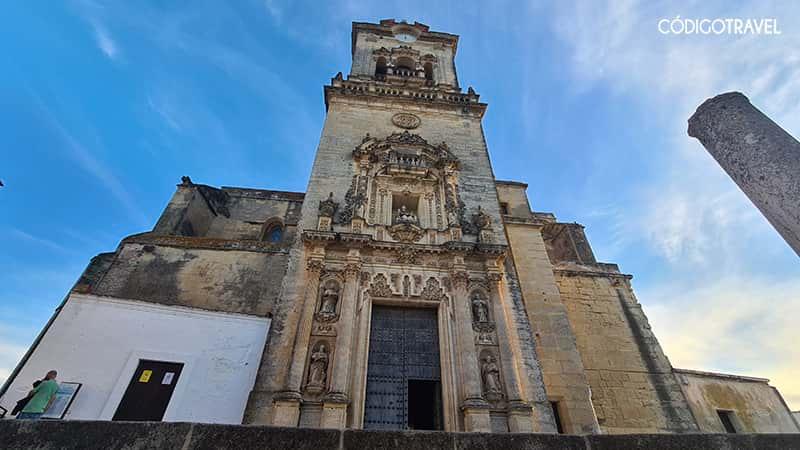 iglesia de san pedro arcos