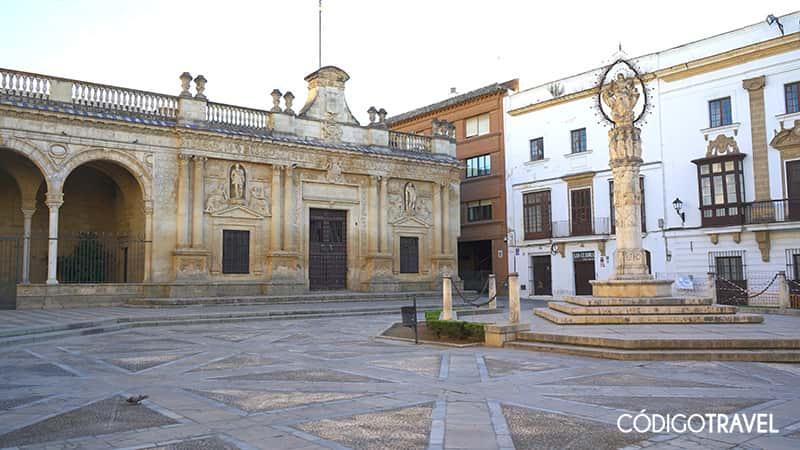 plaza cabildo jerez