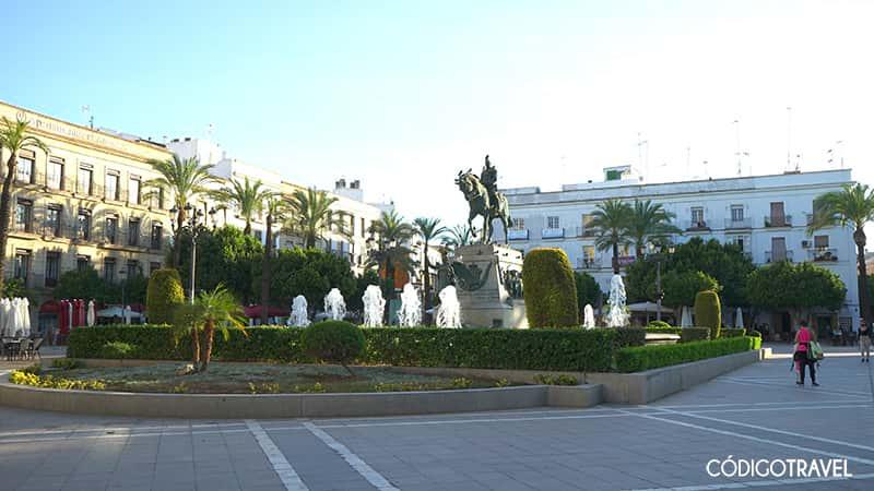 plaza del arenal jerez
